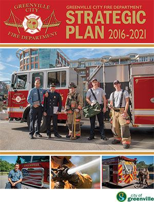 Cover of Strategic Plan Document - select to download