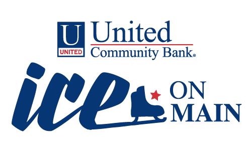 United Community Bank Ice on Main logo