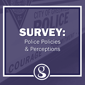 icon for police survey